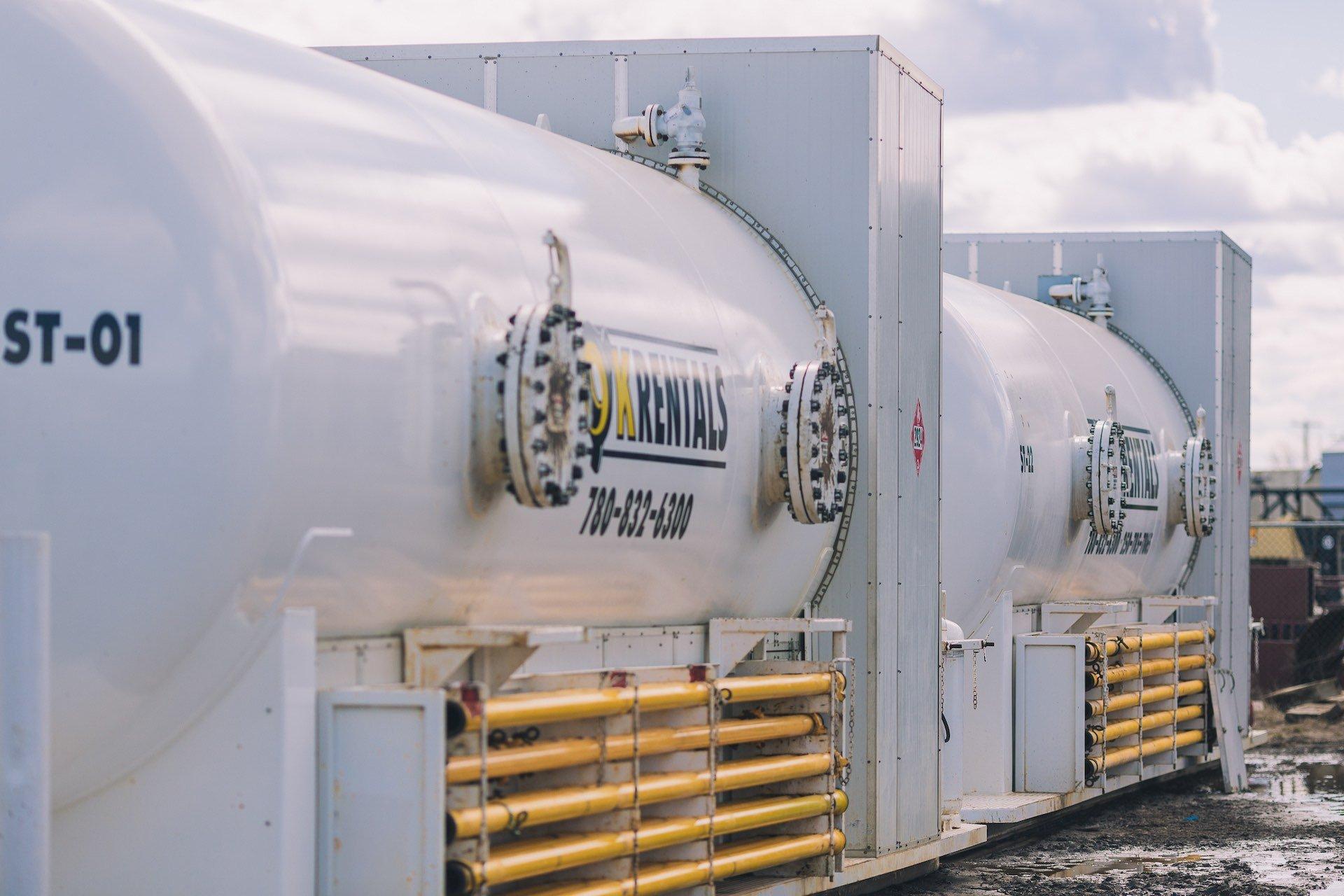 Oilfield rental equipment, 10k rentals