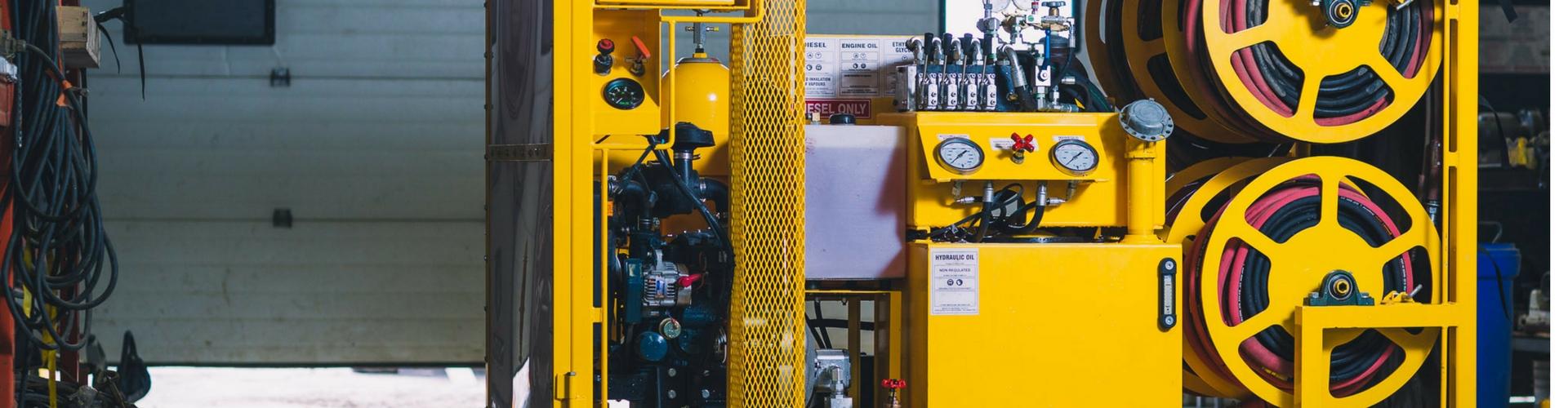 Oilfield accumulators